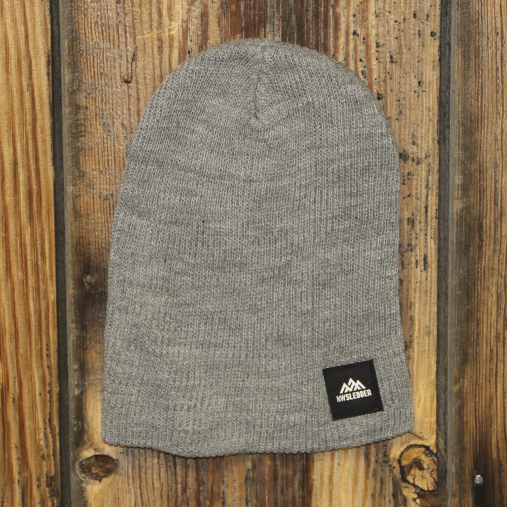 4f46c9e8b82 Slouch Beanie – Heather Grey.  26.50. Out of stock